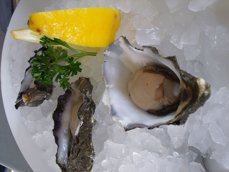 Kleinsee Oysters